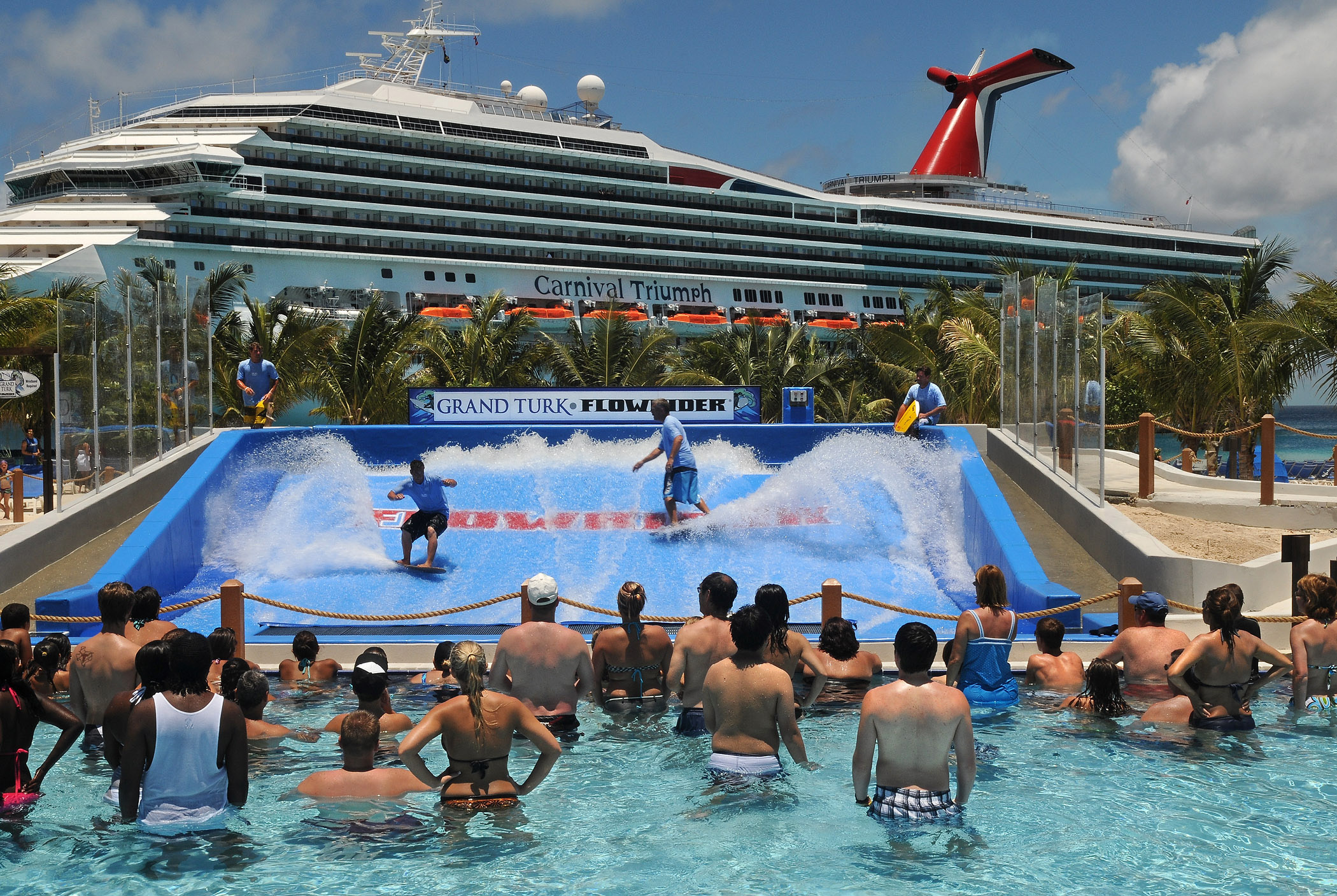 So What Excatly Is A Flowrider Cruise Critic Message