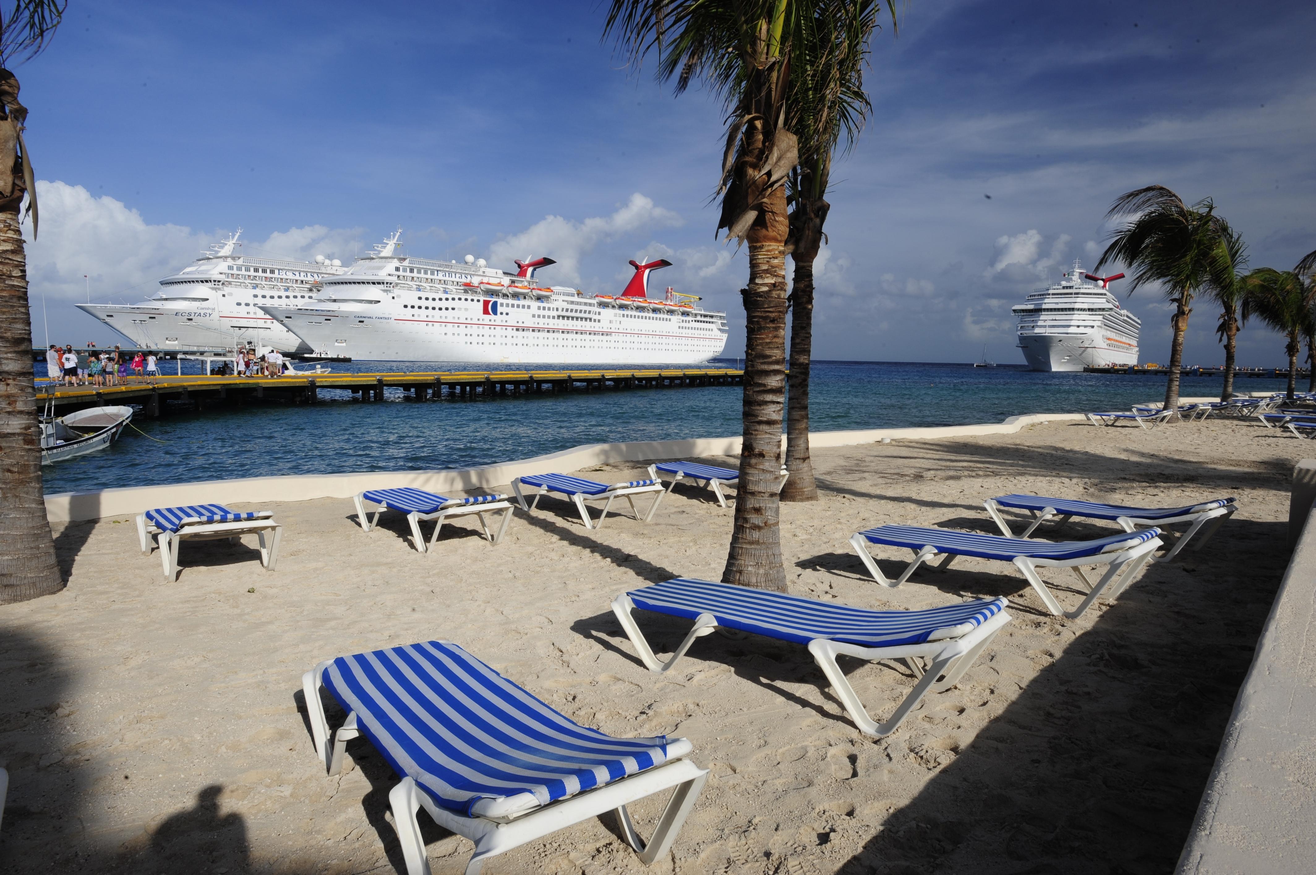 Puerta Maya Finished Ready To Open Cruise Critic
