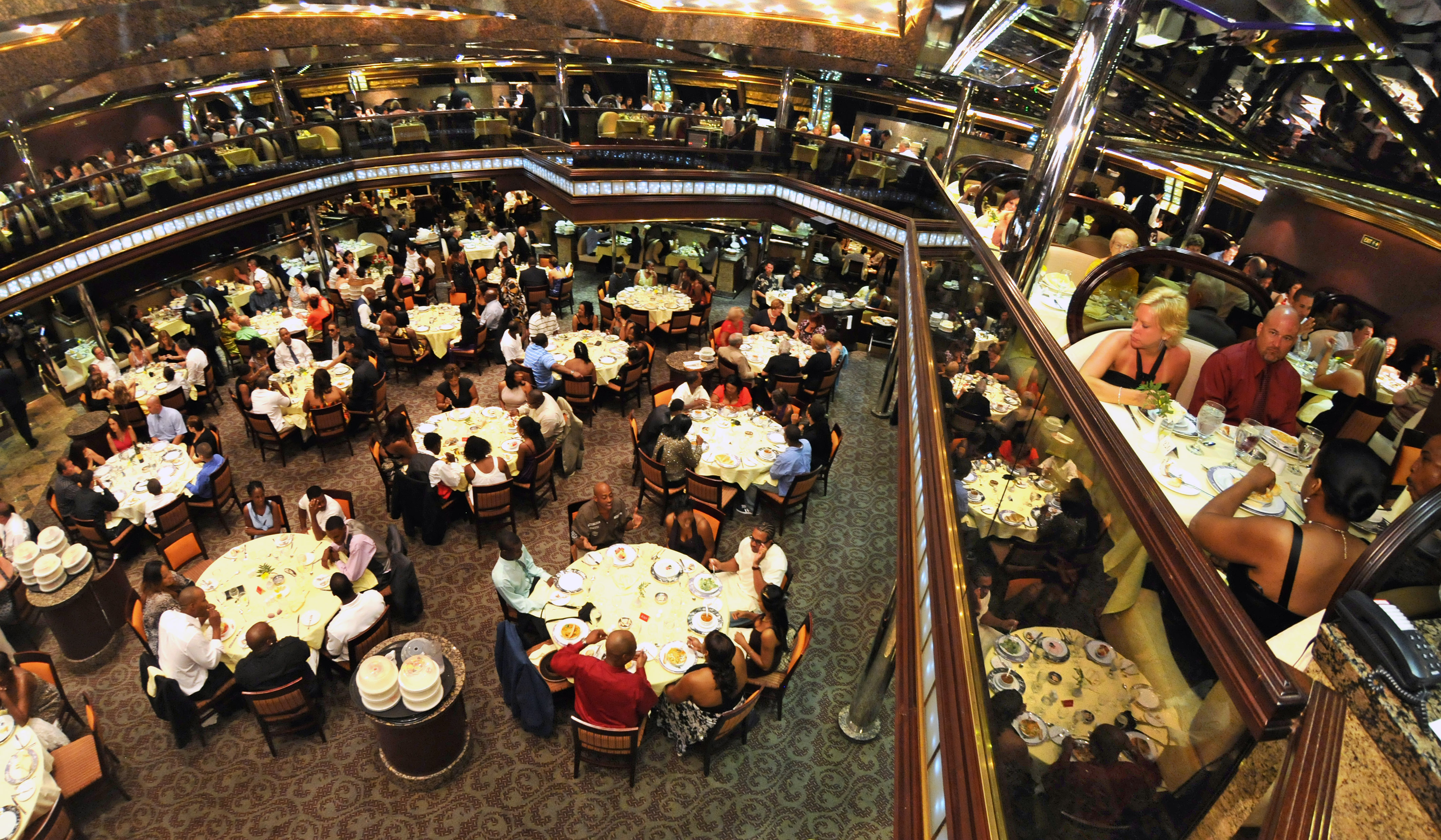 The Cruise Cafe October 2010